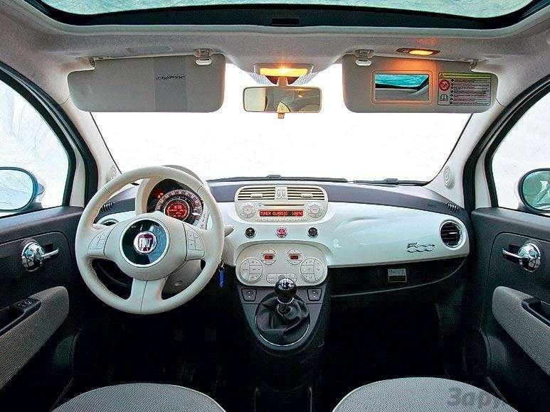 Тест Fiat 500, Mini Cooper S: Детский мир— фото 90559