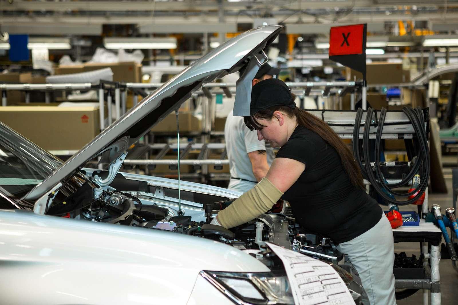 Почему локализованные вКалуге автомобили недешевеют— фото 573421