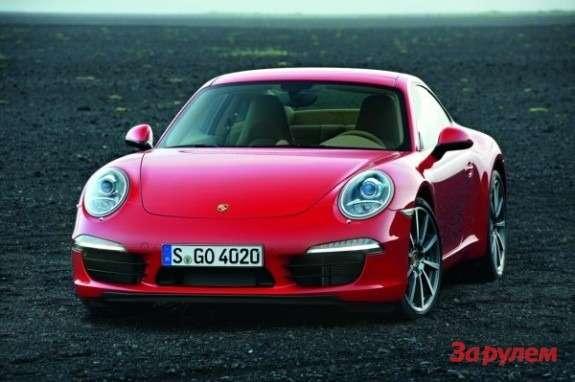 Porsche 911991 front view 2