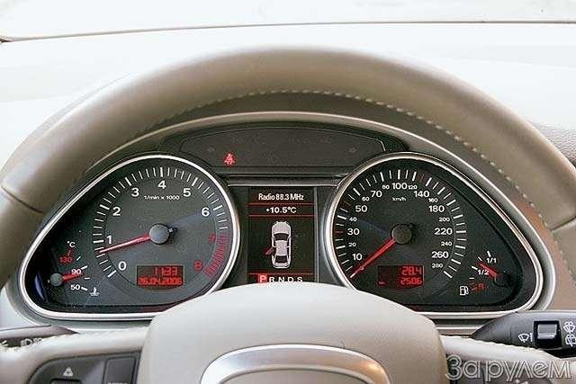 Тест Audi Q7BMW X5. ТЯЖЕЛАЯ АТЛЕТИКА— фото 65156