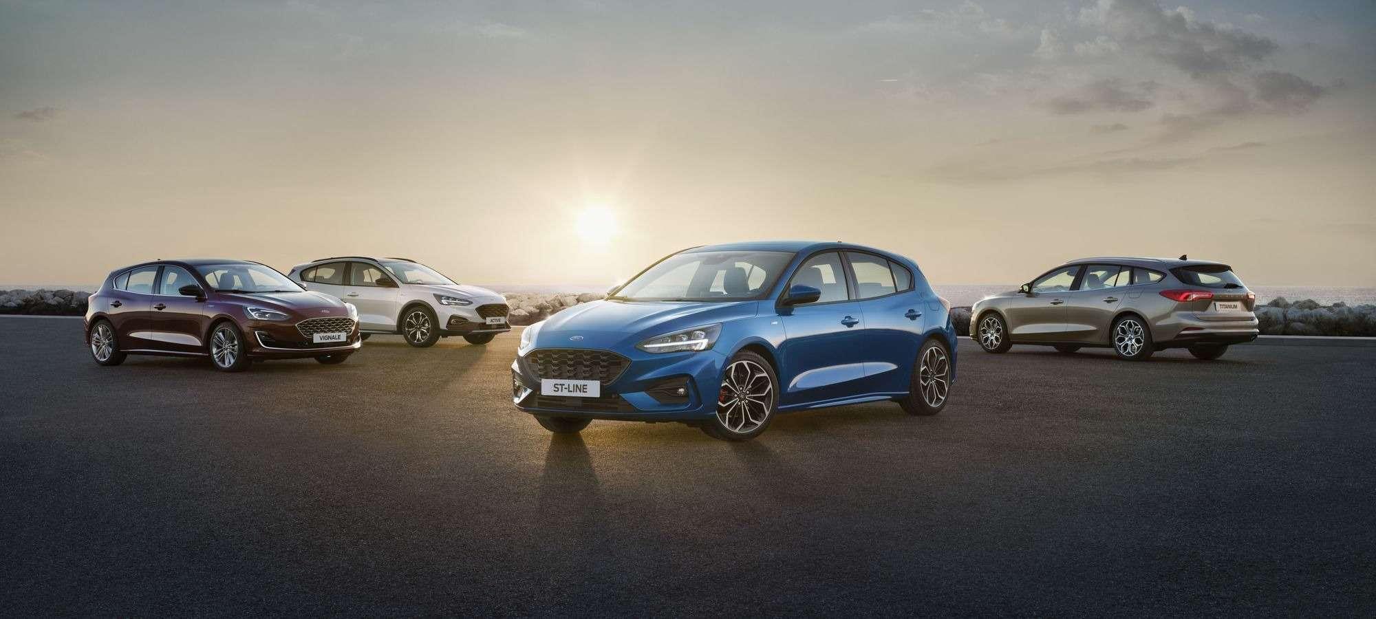 Новый Ford Focus: больше никаких PowerShift'ов!— фото 861415
