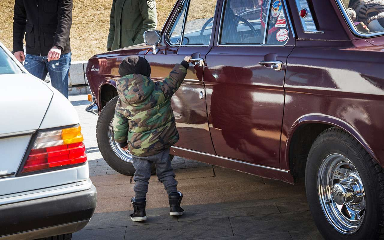 ГАЗ-24 против всех: одолеем лиМерседесы вралли «108 минут»?— фото 865078