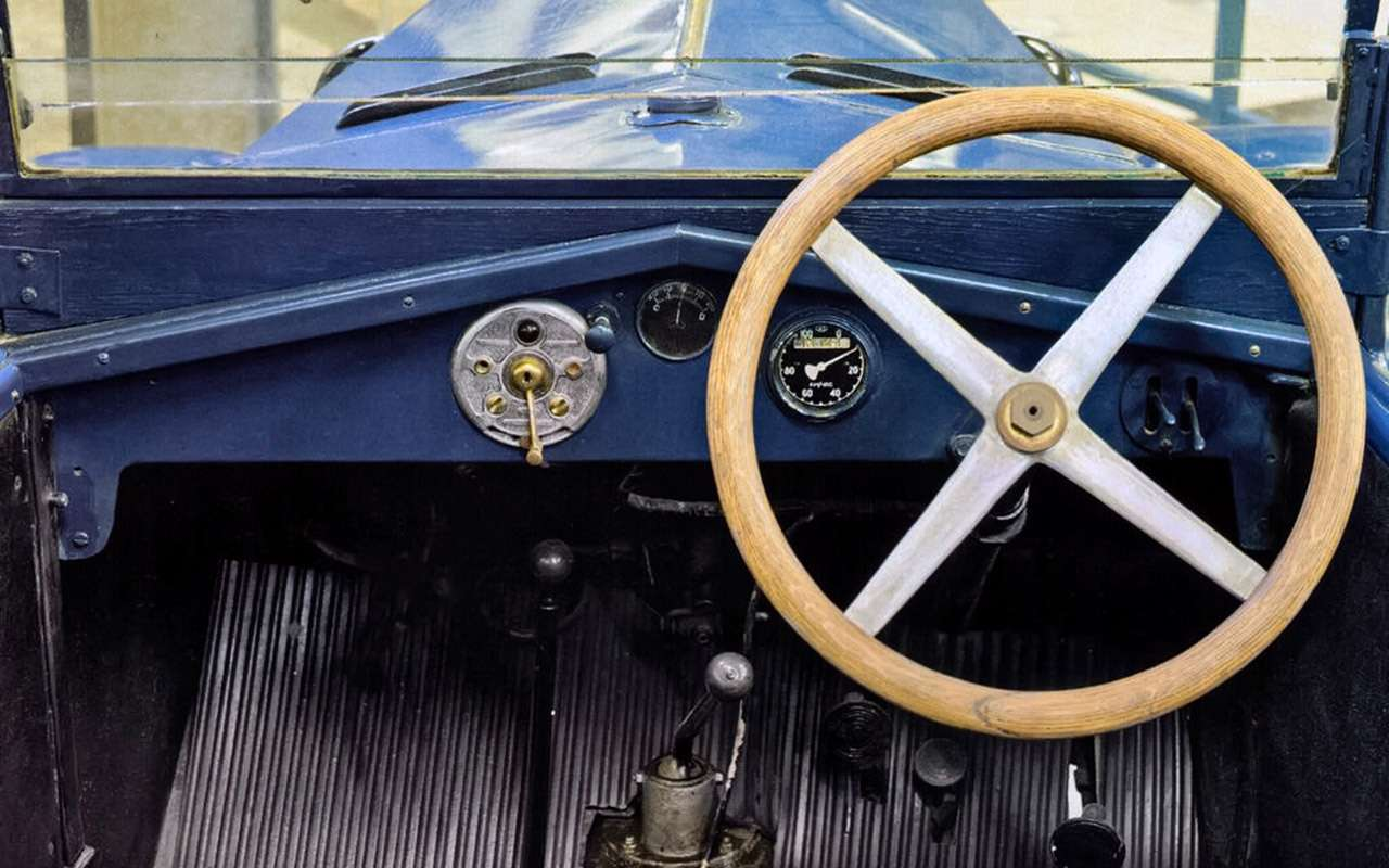 Первая легковушка СССР: унее был правый руль!— фото 944394