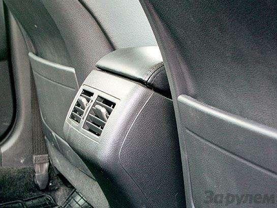 Тест Toyota Camry, Nissan Teana, Skoda Superb: Чудеса геополитики— фото 89510
