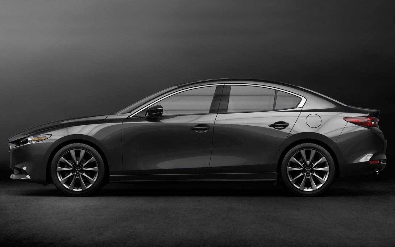 Новая Mazda 3: изменилось всё!— фото 926875