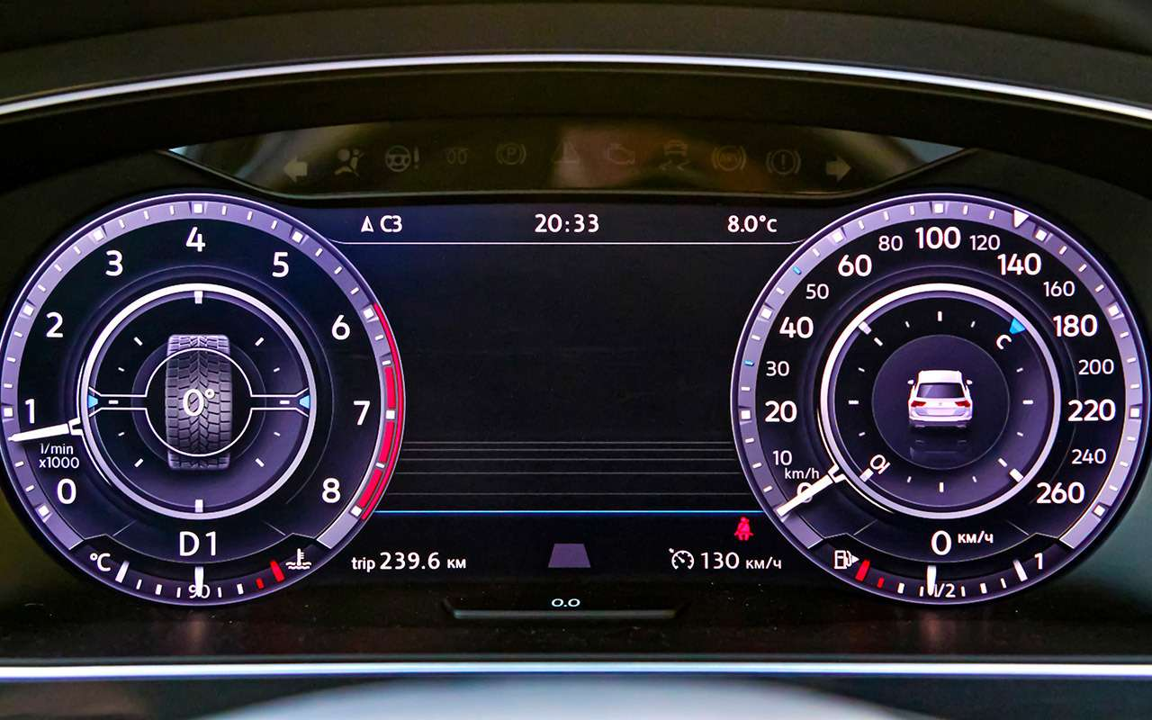 Volkswagen Tiguan— самый суровый тест— фото 893681
