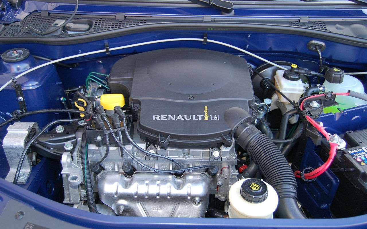 Всепроблемы двигателей Renault— экспертный разбор «Зарулем»— фото 966511