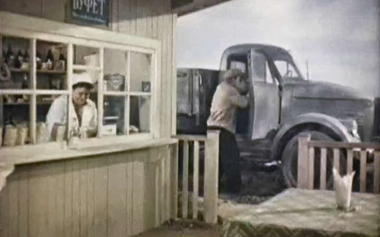 Свой парень: ретротест грузовика  ГАЗ-51— фото 845831