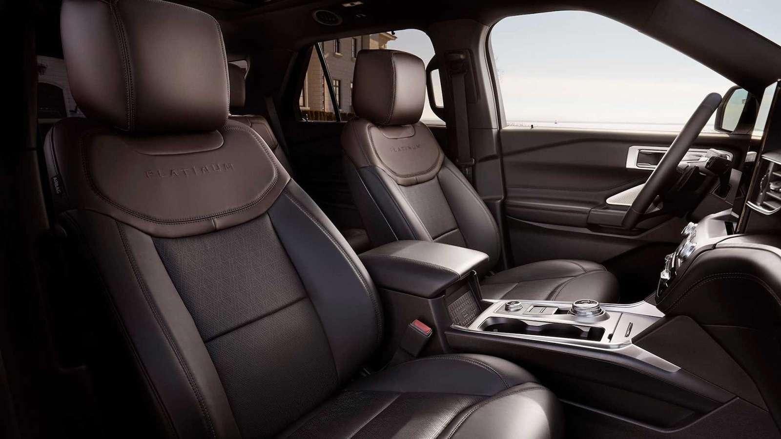 Новый Ford Explorer: разбираем его вдеталях— фото 939739