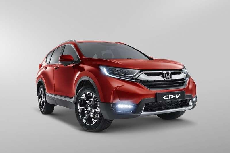 Honda CR-V: объявлены комплектации дляроссийского рынка