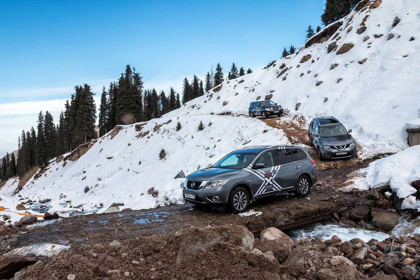 Двемодели Nissan ушли сроссийского рынка. Какие ипочему?— фото 817291