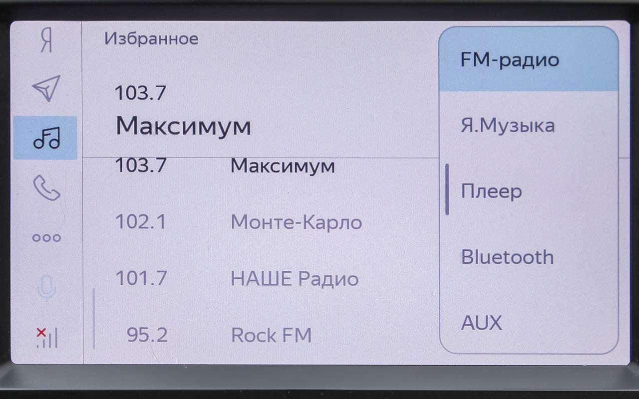 Лада Веста +Яндекс.Авто: проверено «Зарулем»— фото 983576