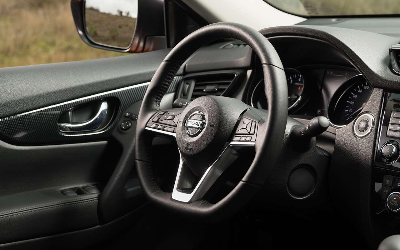 Nissan X-Trail T32: больше, чем просто рестайлинг— фото 926609