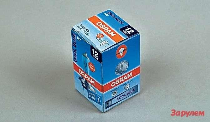OSRAM Cool Blue
