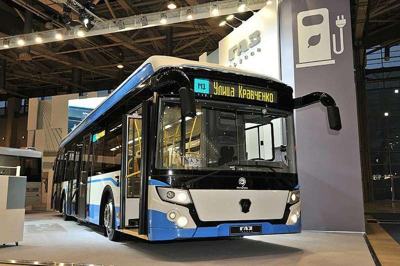 Москва откажется отавтобусов намоторном топливе