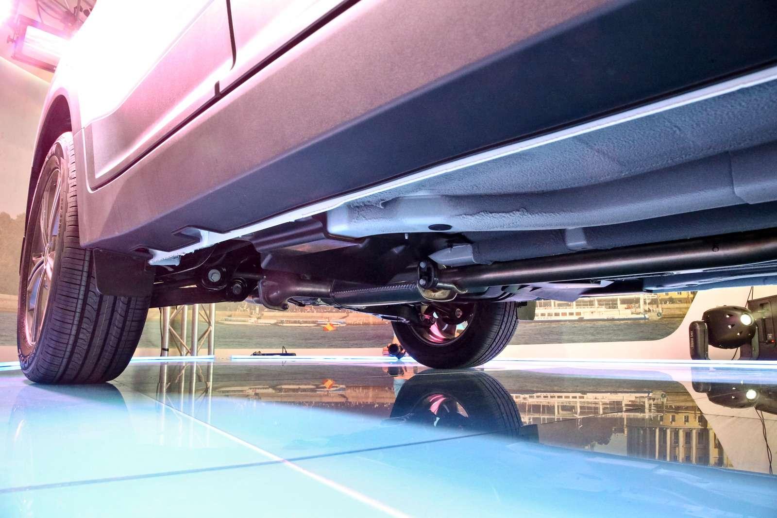 Новый кроссовер  Hyundai Creta— первая встреча— фото 603760