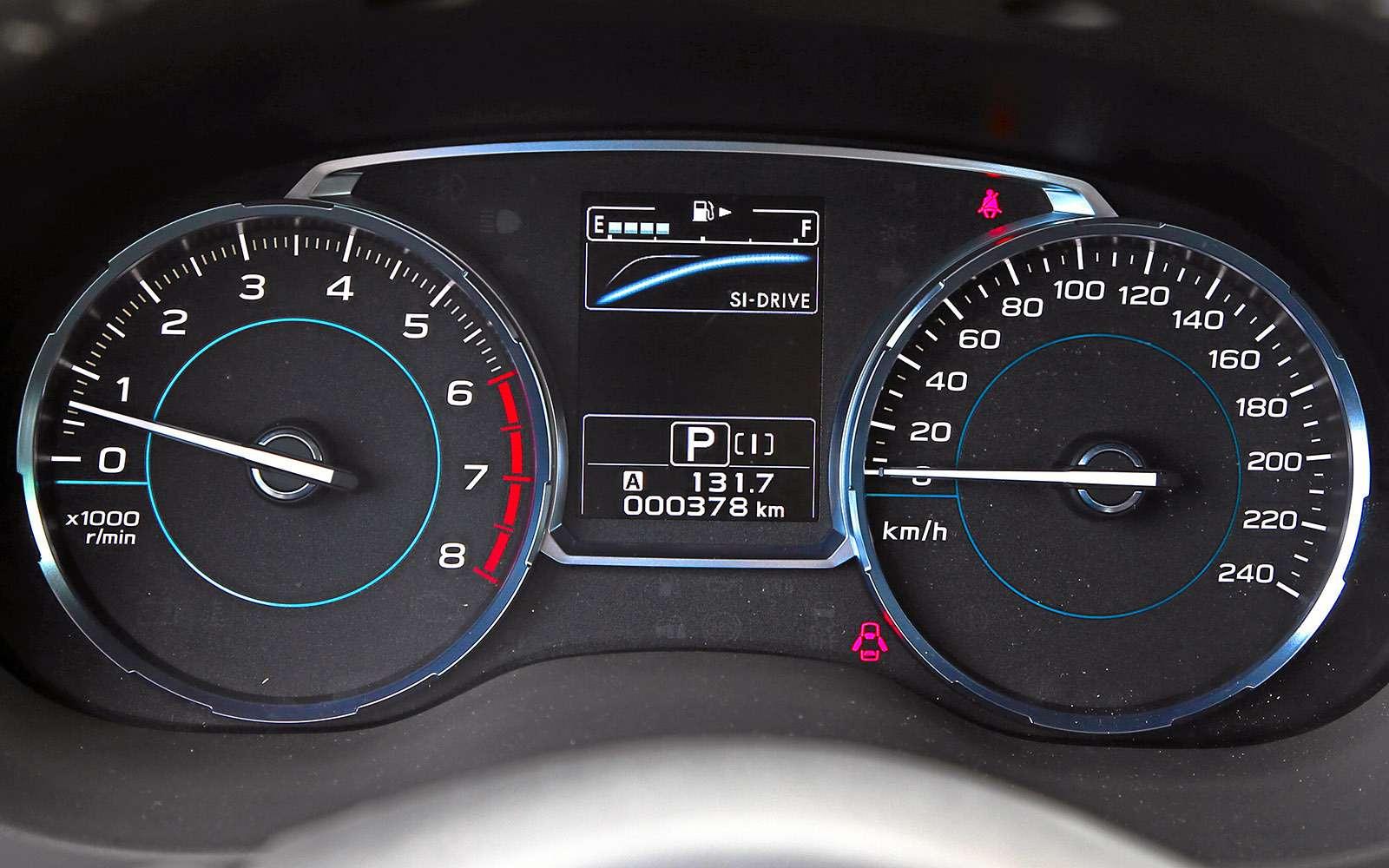 Новый Renault Koleos против конкурентов: буржуа, лесник иленивец— фото 780179