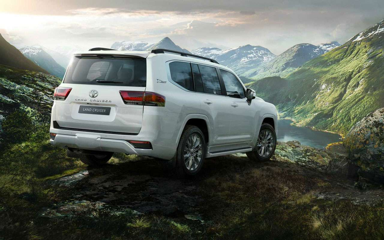 """«Подумал, очередной """"китаец""""»— как приняли новый Toyota Land Cruiser— фото 1252900"""