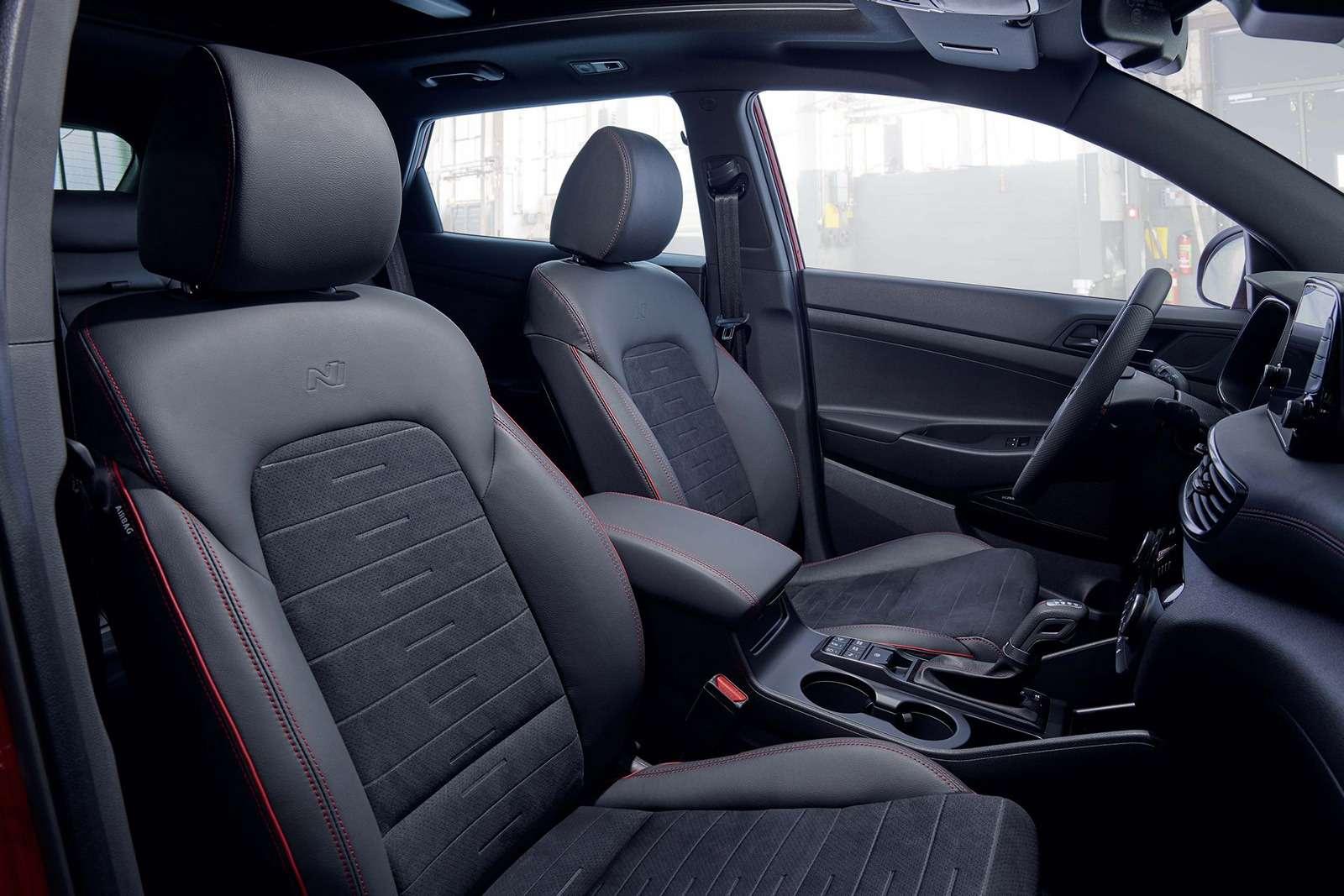 Hyundai показал самый крутой Tucson. Появится иунас— фото 959118