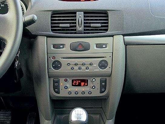 Презентация Renault Symbol: аизтретьего окна…— фото 89479