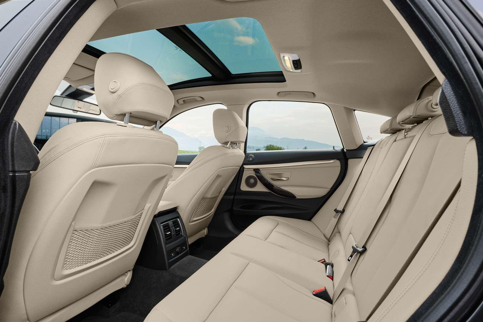 Обновленный BMW 3-й серии GT: урок эффективного менеджмента— фото 593857
