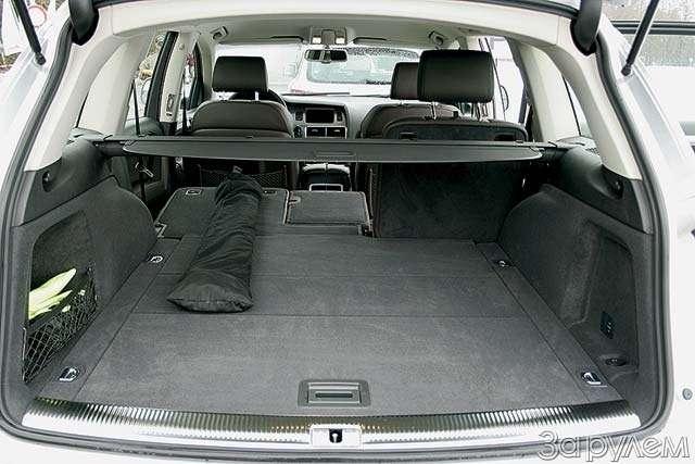 ПРЕЗЕНТАЦИЯ: Audi Q7. Раскрытый резерв— фото 63523