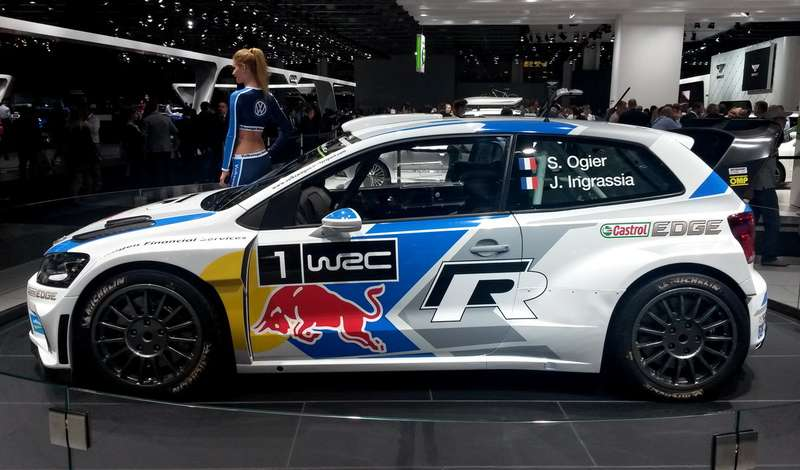 Volkswagen Polo RWRC