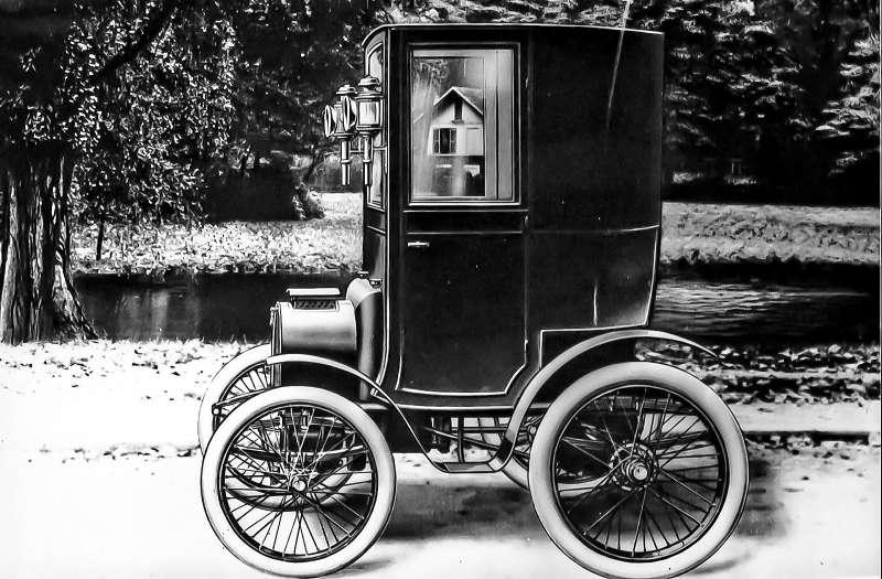 Renault Type B (1899)
