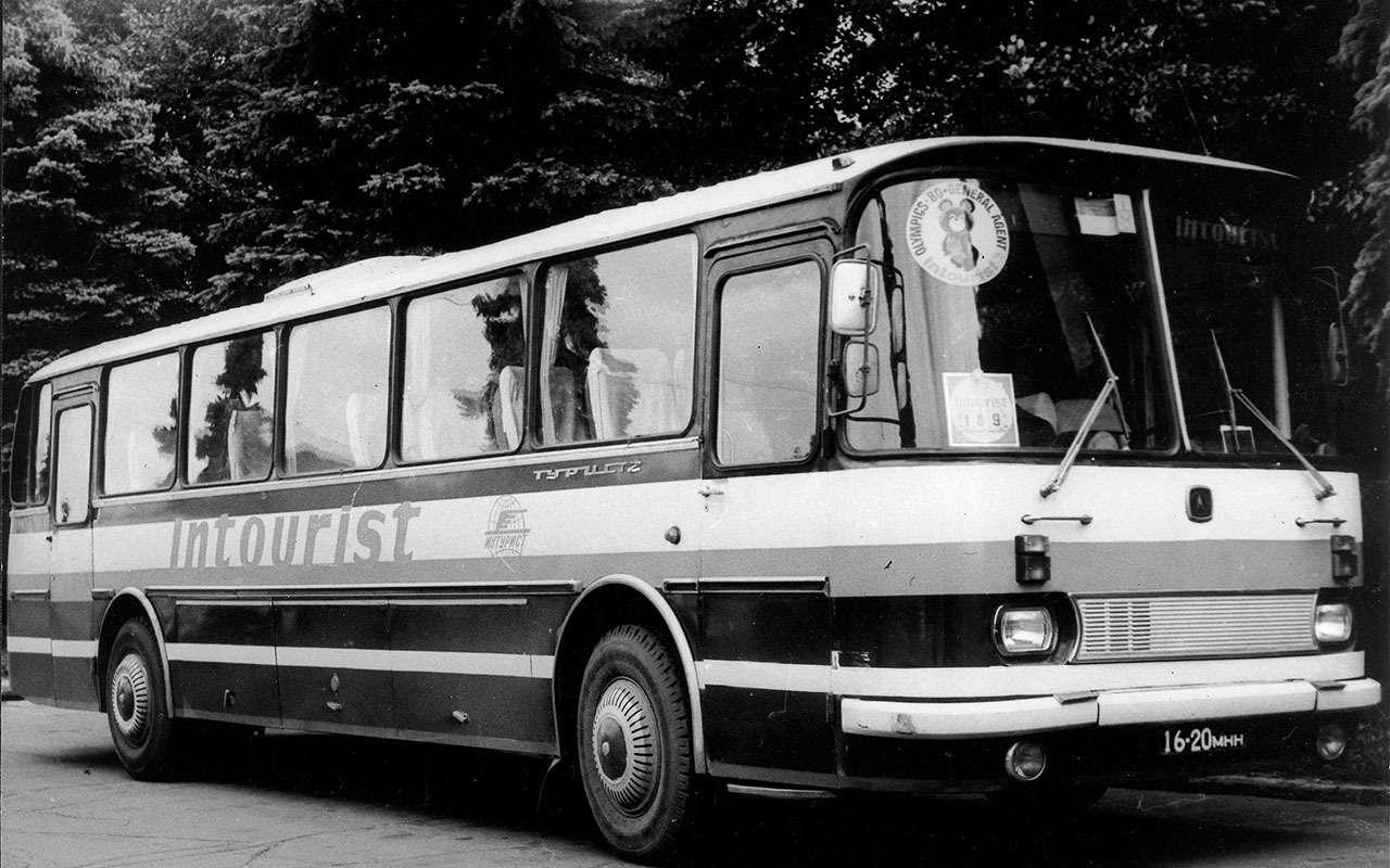 Машины Олимпиады-80: уникальные изабытые проекты— фото 1138542