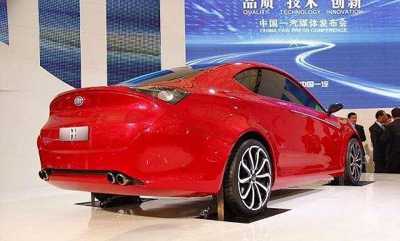 FAWготовит новый компактный седан B30в средней ценовой нише