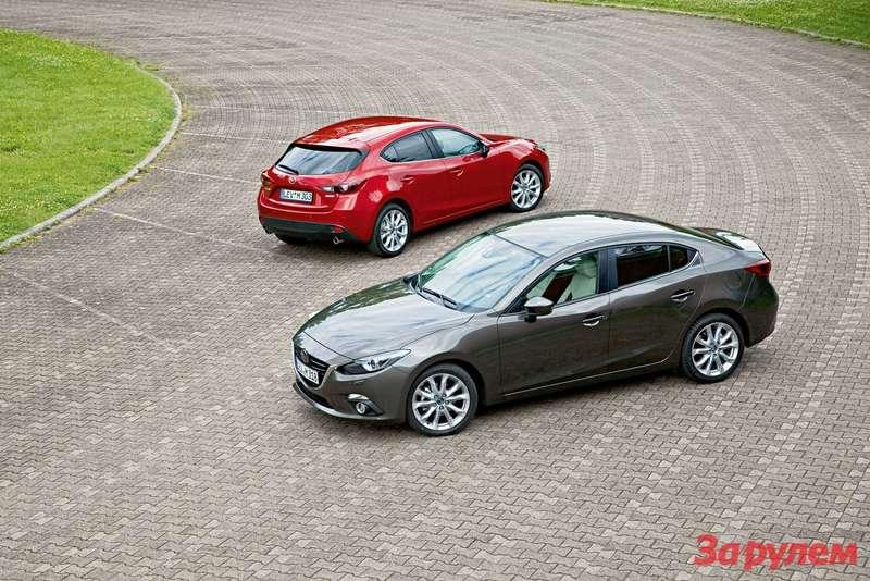 Mazda3 2013 Family05