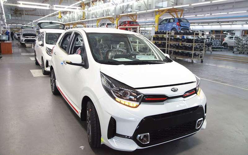 Kia Picanto FL: начало производства истарт продаж