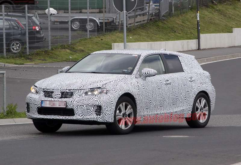 no copyright 001 lexus nx mule spy shots