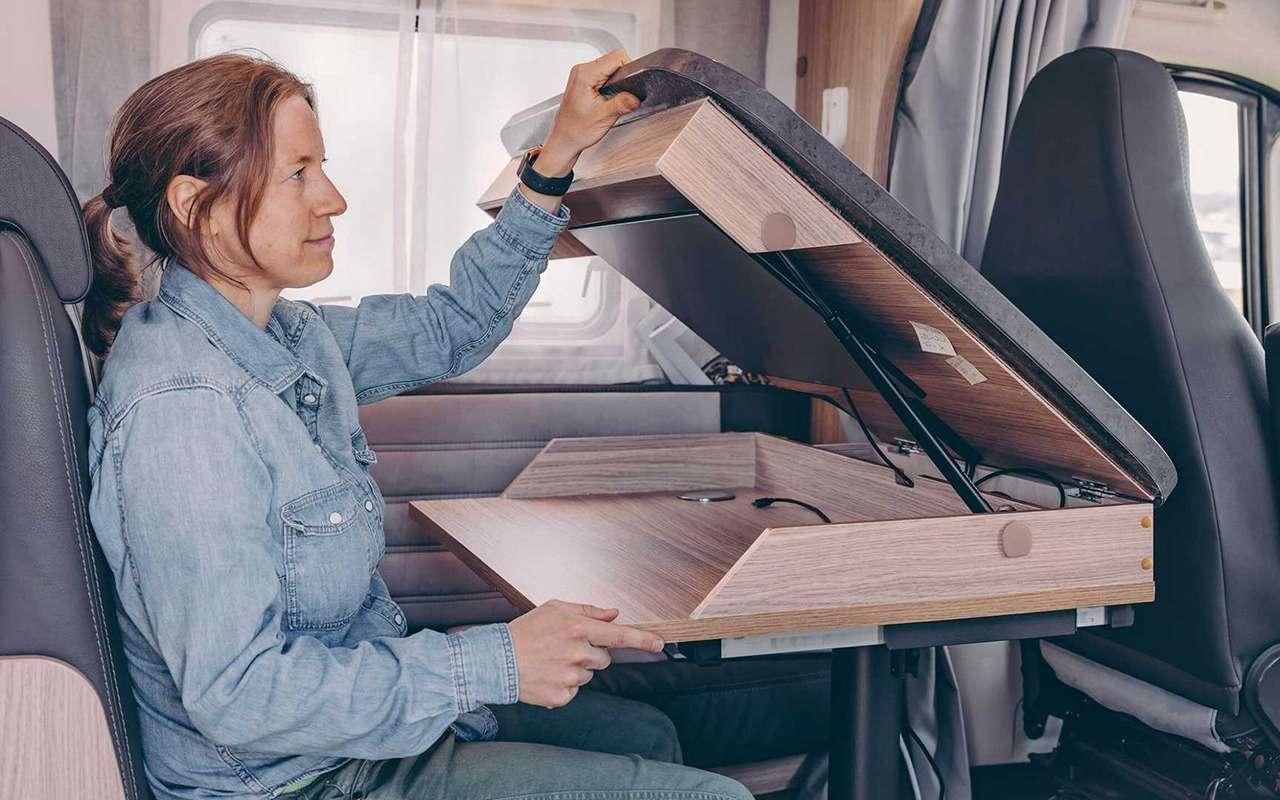 Хоум-офис вкемпере: оригинальное решение рабочего стола— фото 1273062