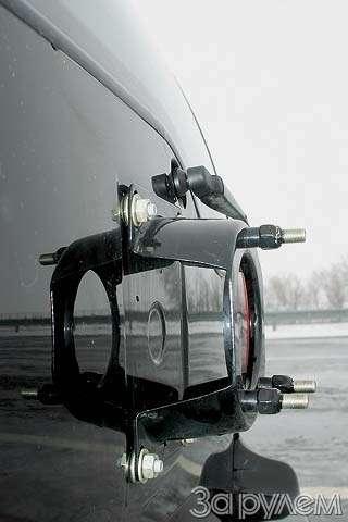 Модернизация Chevrolet Niva. Приятные мелочи— фото 62699