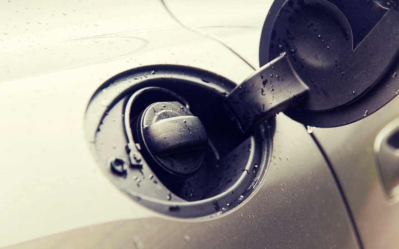 Чем удалить влагу из бензобака: экспертиза «За рулем»