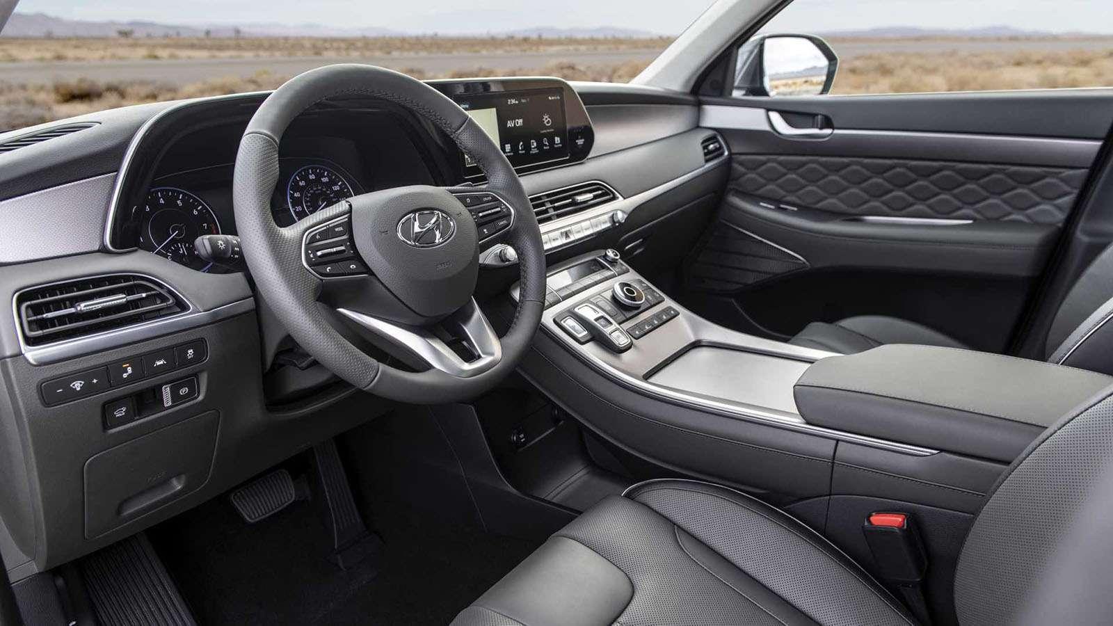 Hyundai показал свой огромный ироскошный внедорожник— фото 927200