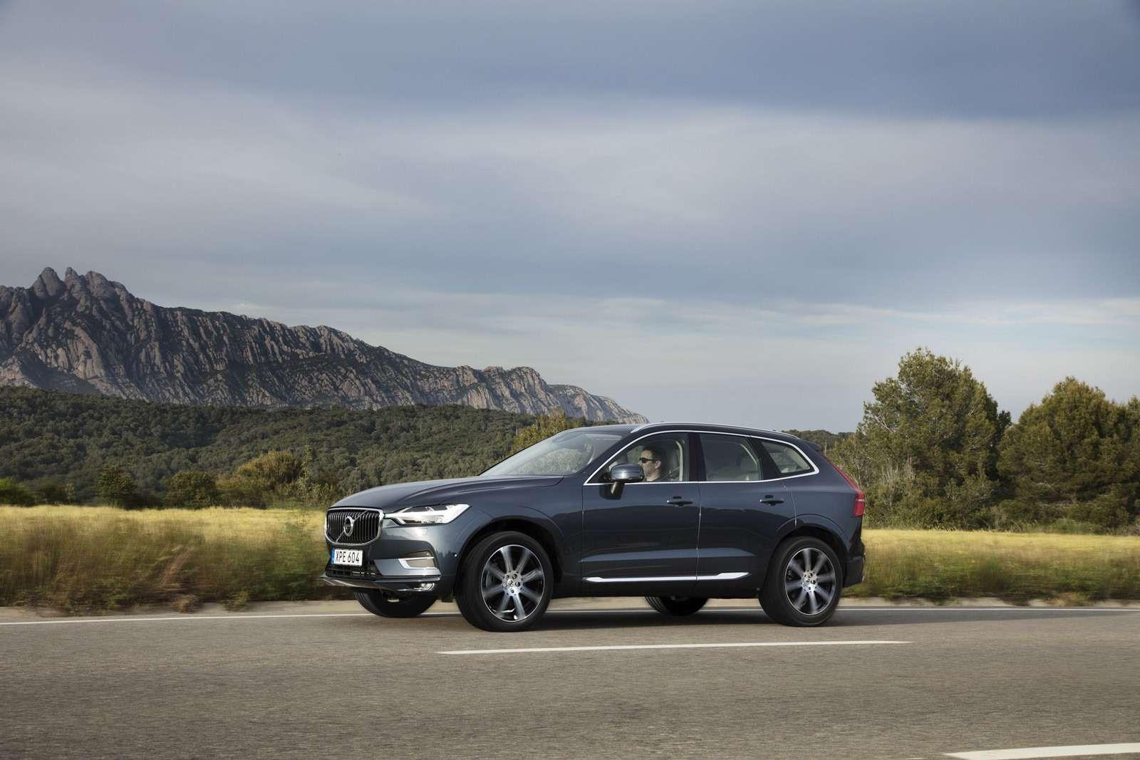 Новый Volvo XC60 подешевел вРоссии— фото 818176