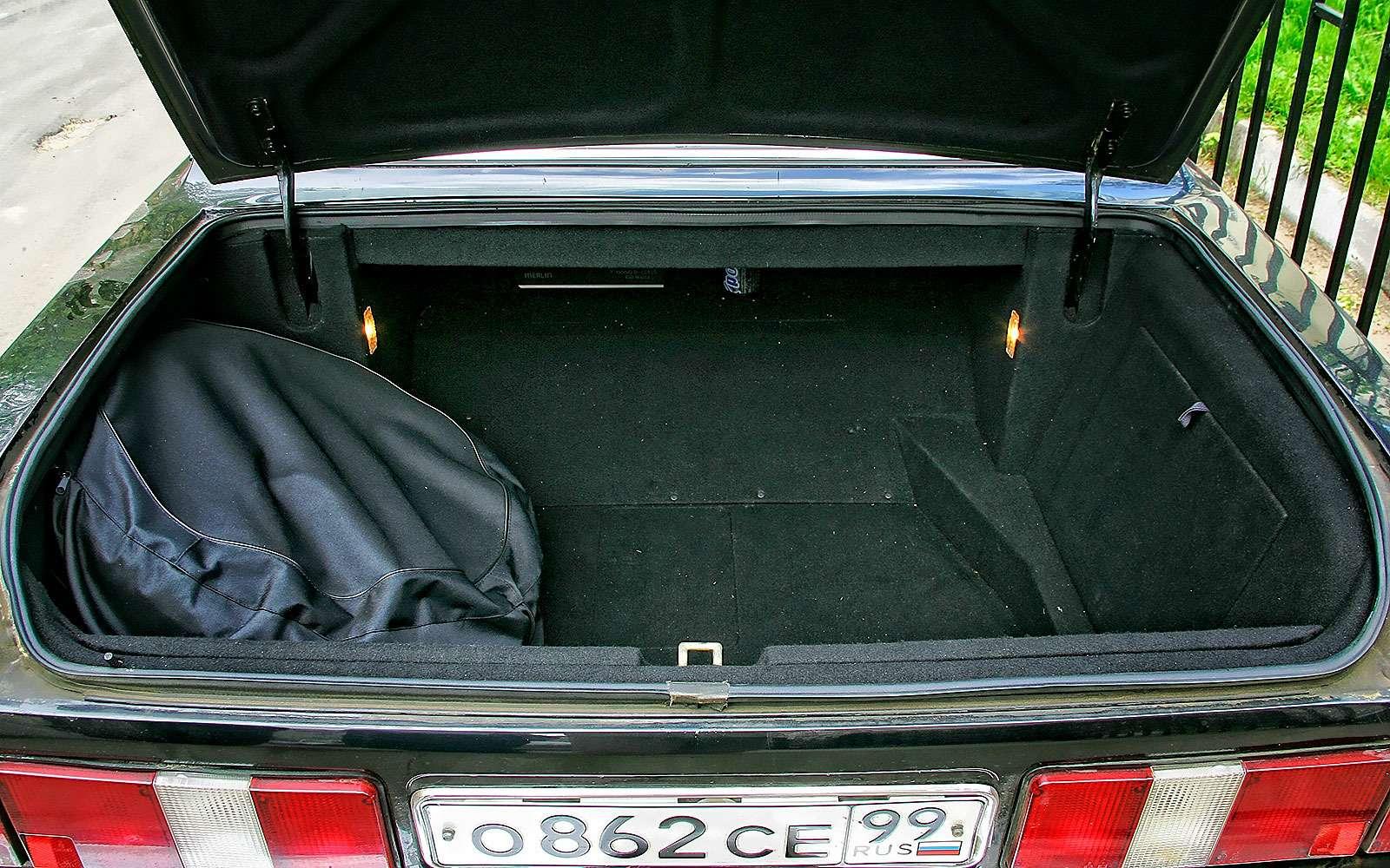 Багажник ГАЗ-3102