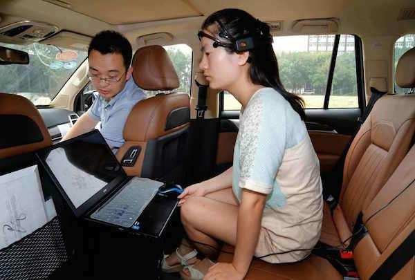 nankai-university-research-mind-controlled-car