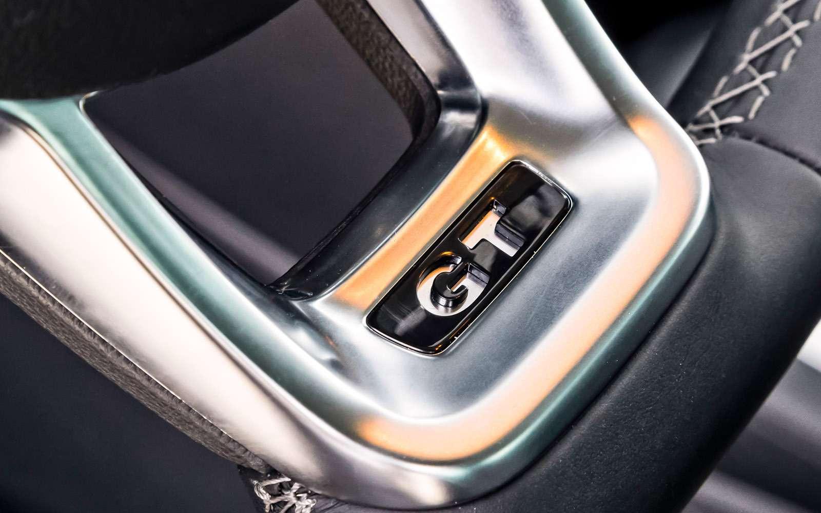 VWPolo GTпротив конкурентов: тест на«Смоленском кольце»— фото 644241