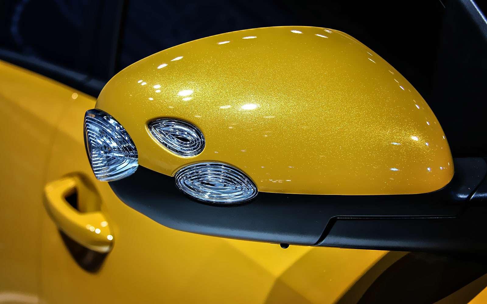 Новый Tiggo 5, будущая Camry идругие: онлайн-трансляция сШанхайского автосалона— фото 739254