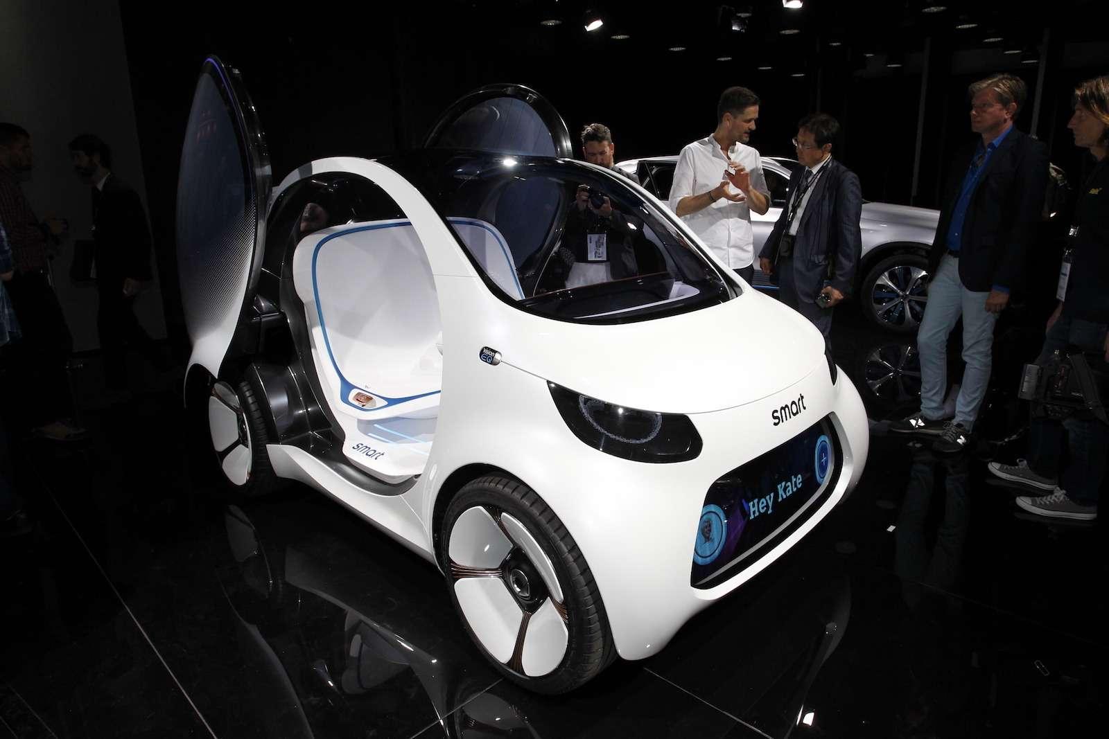 Электрошок: как жить без дизельных ибензиновых машин?— фото 794866