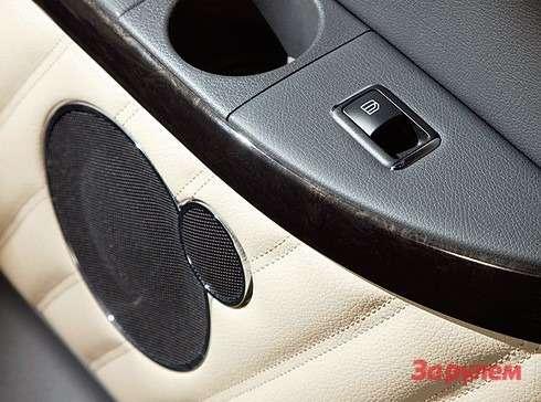 Mercedes-Benz Viano FL: Уобновленного Viano новая аудиосистема ивысококачественная отделка.
