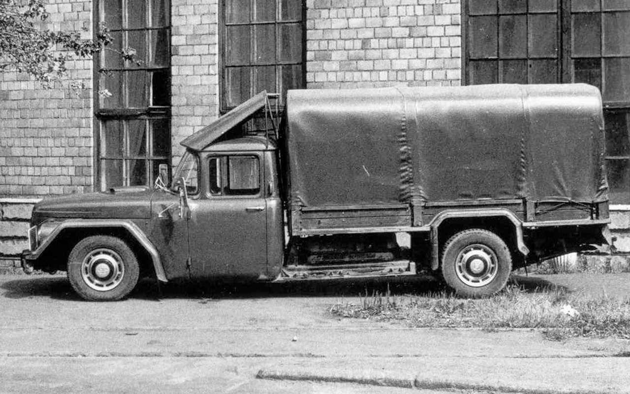 Наши грузовики, которых выникогда не видели— фото 875236