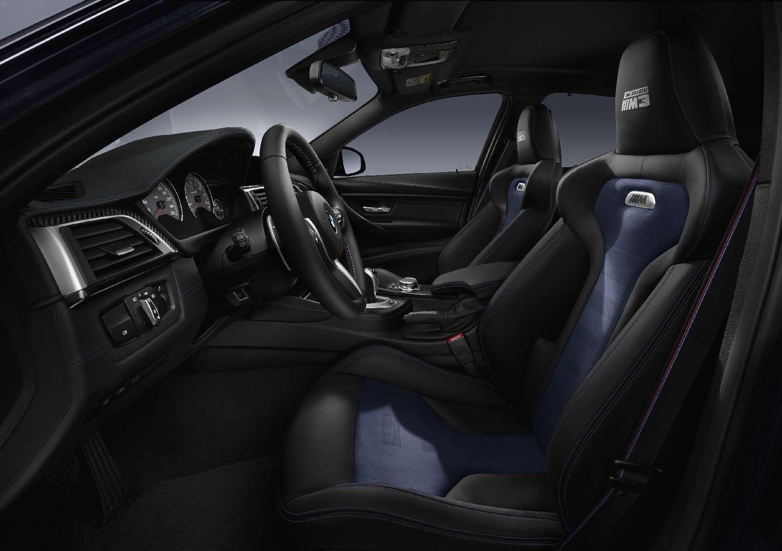 BMWM3отпразднует 30-летний юбилей с«лишними» дверьми— фото 593119