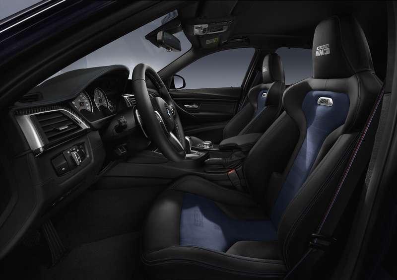 BMWM3отпразднует 30-летний юбилей с«лишними» дверьми
