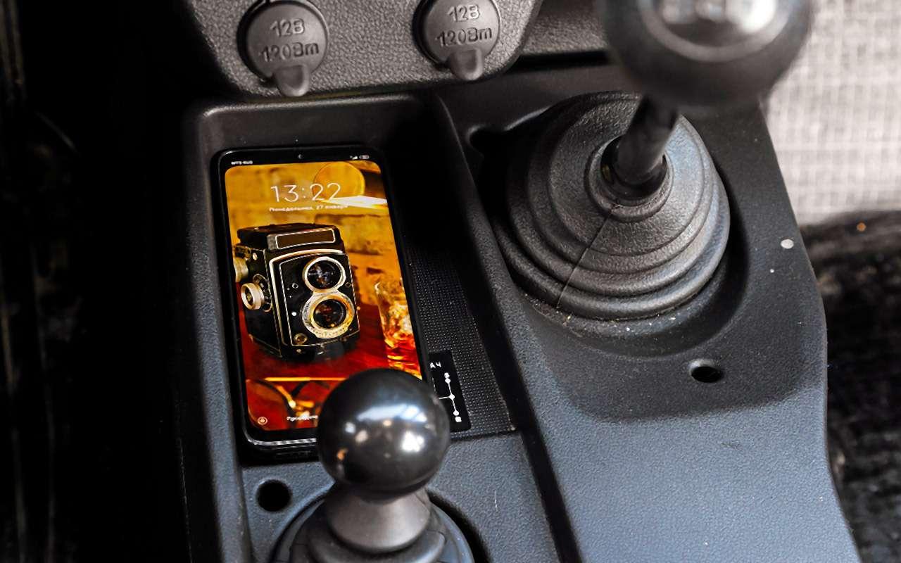 Обновленная Lada 4x4: что вней реально изменилось— фото 1121656