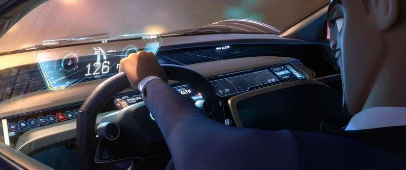 В Audi сделали суперкар для нарисованного Уилла Смита
