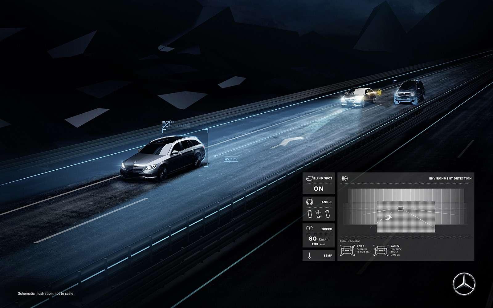 «Ярисую наасфальте»: Mercedes-Maybach представил уникальные фары— фото 851508